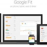 Google Fit – Mise à jour avec 100 nouvelles activités
