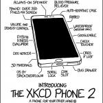 Un xkcd Phone 2 en approche