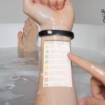 Cicret Bracelet – Le bracelet connecté avec pico-projecteur