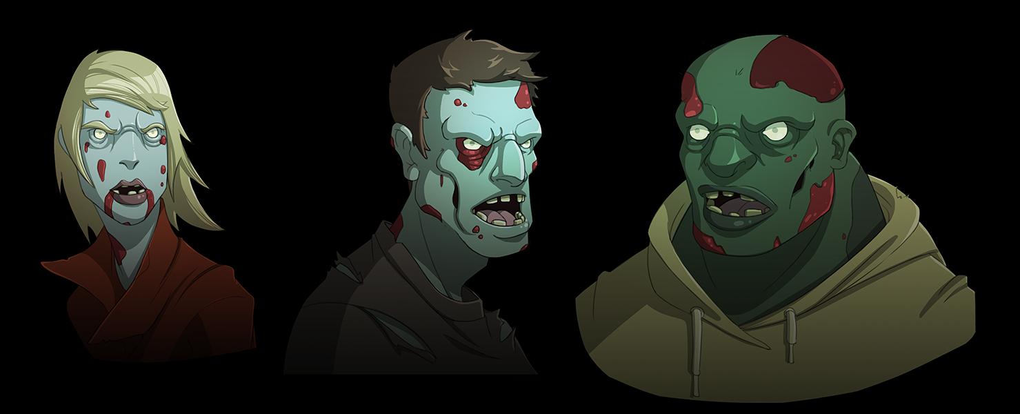 zombie classes