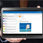 Microsoft Word, Excel, Powerpoint et Oulook dispos sur Google Play