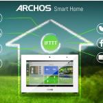 Archos – Smart Home, nouveaux smartphones 4G et tablettes #CES2015