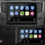 Android Auto – Pioneer et Volkswagen au #CES2015