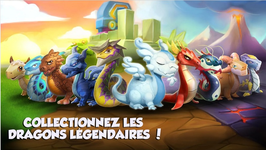 Dragon Mania Legends   Applications Android sur GooglePlay