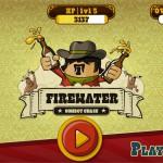 Firewater Cowboy Chase – Un runner dans le Far West