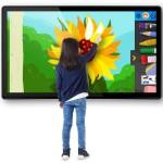 Fuhu présente sa tablette tactile de taille d'une TV au #CES2015