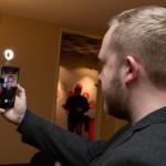 Le flash portable Lenovo pour #Selfie fait son show au #CES2015