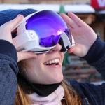 RideOn – Les lunettes de ski connectées sur #indiegogo
