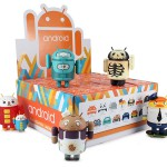 Bugdroid – Les figurines Android Mini Series 05 sont disponibles