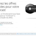 Vous avez une Chromecast ? Google a un cadeau pour vous #bonplan