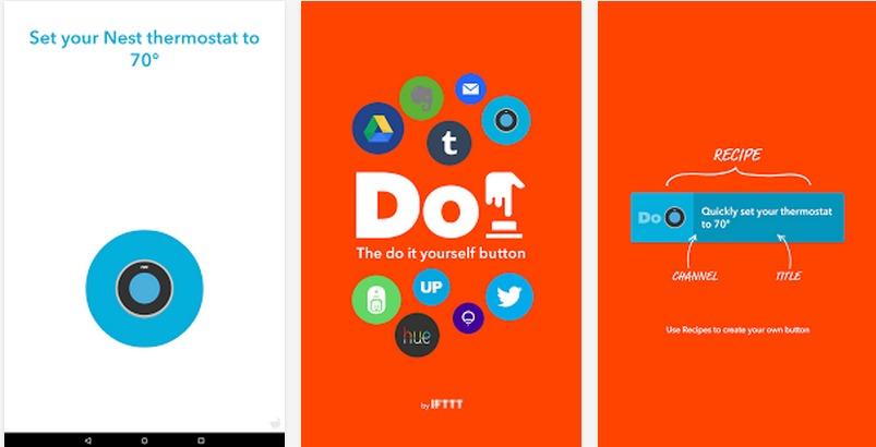 Do Button by IFTTT af