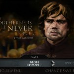 Game of Thrones – L'épisode 2 de Telltale Games  disponible sur Google Play