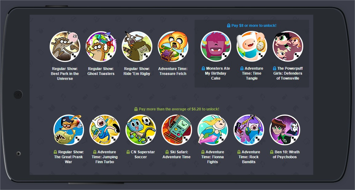 Humble Cartoon Network Mobile Bundle-android-france-01