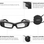 SmartEyeglass Developer Edition SED-E1 – Précommandes ouvertes en Allemagne et UK