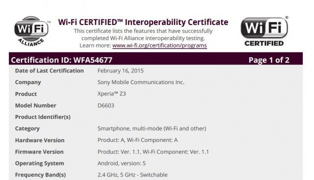 Wi-Fi-Alliance-Xperia-Z3-640x368