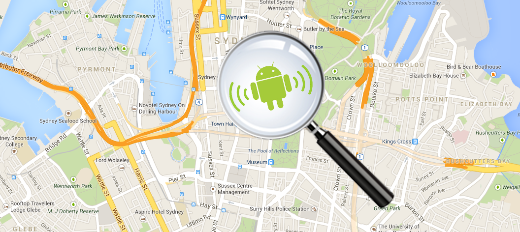 Android Device Manager Kudet Info