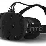HTC et Valve présentent un casque de réalité virtuelle: le Vive #MWC2015