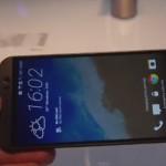 HTC One M9 – Vidéo de prise en main #MWC2015