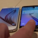 Vidéo de prise en main du Samsung Galaxy S6 Edge #MWC2015
