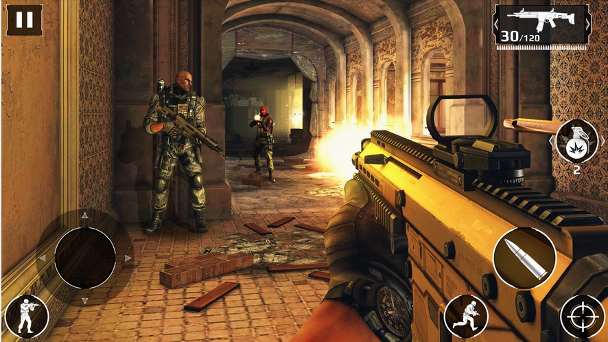 Modern Combat 5  Blackout – Applications Android sur GooglePlay