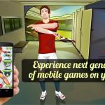 Motion Tennis Cast – Le jeu de tennis où votre terminal devient votre raquette