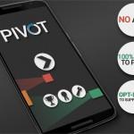 Pivot – Un jeu d'arcade minimaliste