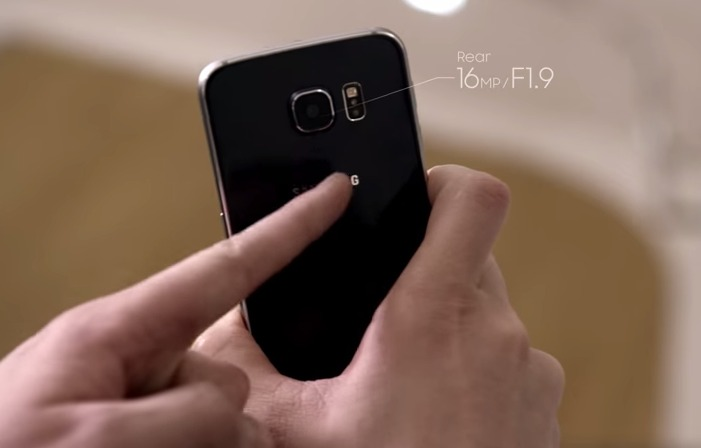 Samsung Galaxy S6 and S6 edge   Official Hands on  Camera   YouTube