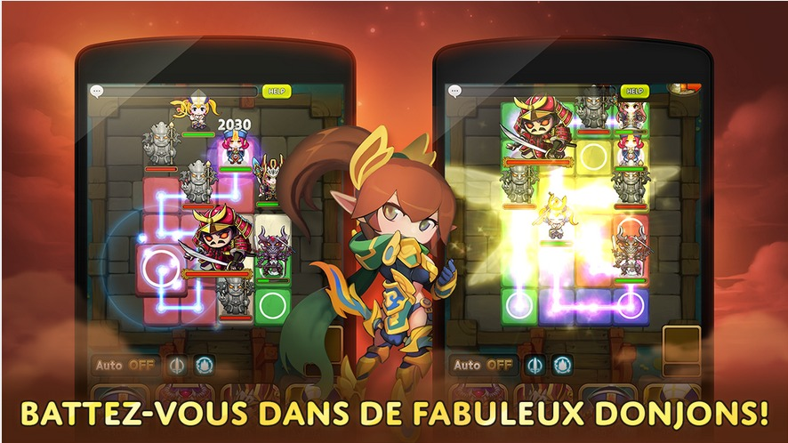 Dungeon Link – Applications Android sur GooglePlay2
