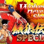 FATAL FURY SPECIAL – Le bon vieux hit d'arcade