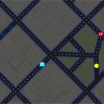 Google Maps propose la navigation en mode Pac Man [poisson d'avril]