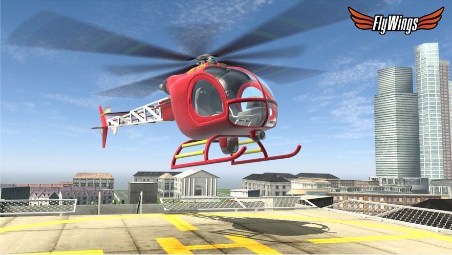 Helicopter Flight Simulator HD – Applications Android sur GooglePlay