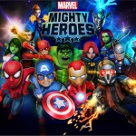Marvel Mighty Heroes – Sauvez l'univers !