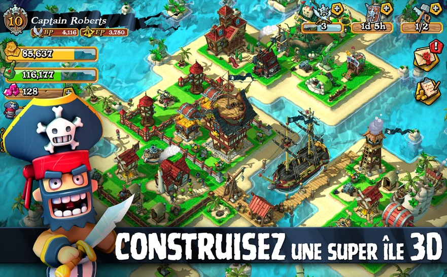Plunder Pirates – Applications Android sur GooglePlay