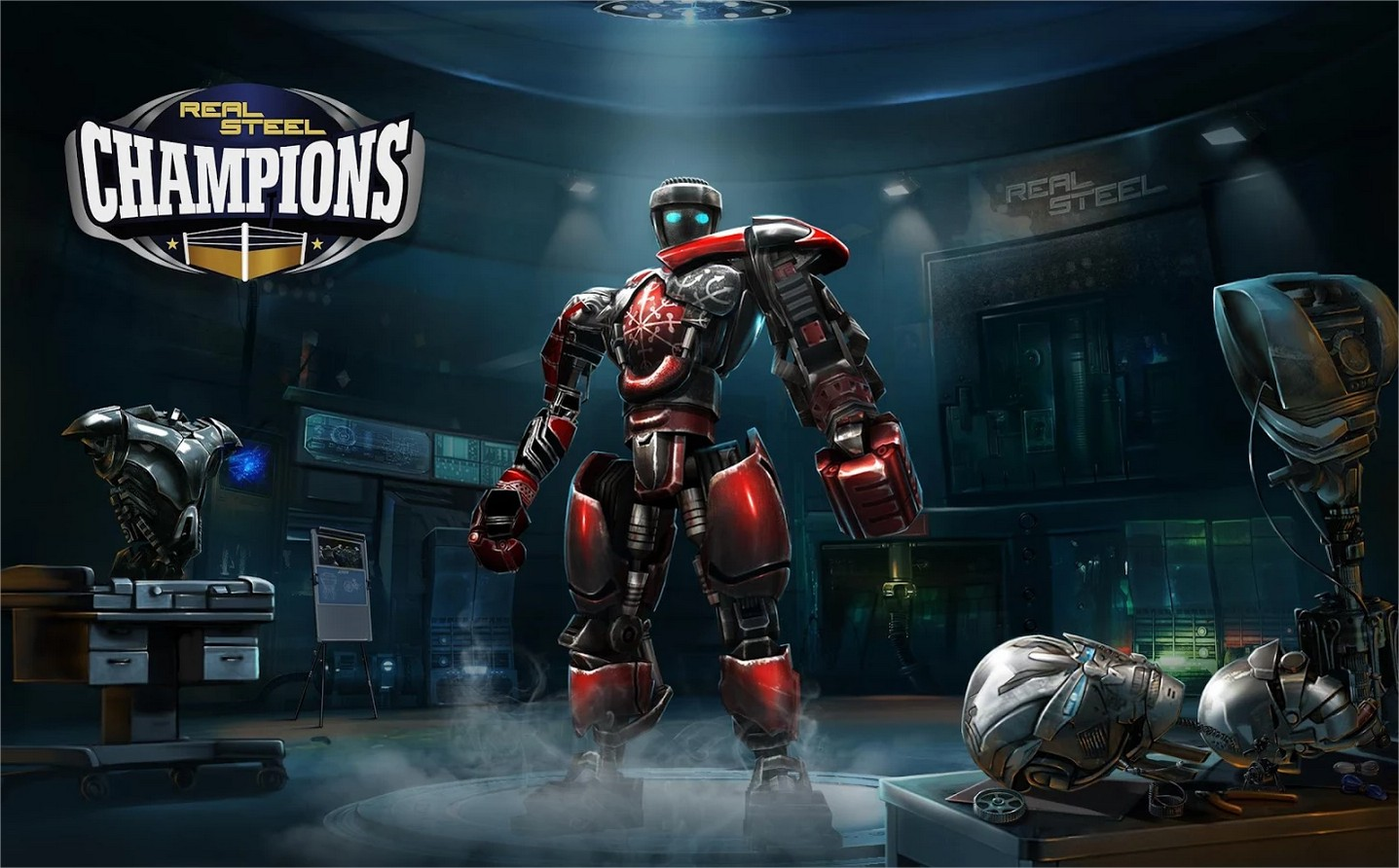 Real Steel Champions-android-france-01