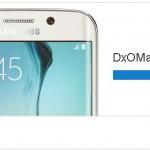 Samsung Galaxy S6 Edge – Meilleur apn de smartphone selon DxOMark