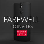 OnePlus One – Un an après sa sortie, plus besoin d'invitation