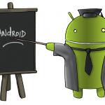 Mise à jour des API Android avec une nouvelle librairie 22.1