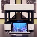 Holus – Des hologrammes 3D à la maison ça vous tente ? #kickstarter