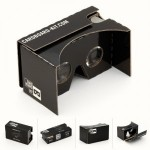 La start up française CARDBOARD-KIT dévoile la nouvelle version de son casque de réalité virtuelle à 20 euros