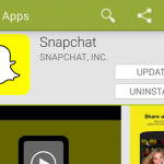 Snapchat – Nouvelle fonctionnalité le Replay (payant)