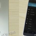 Le prochain Android Phone de Nokia C1 Pop pup en photo