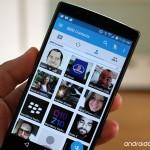 L'application de messagerie de Blackberry BBM permet de transférer maintenant de l'argent