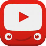 Youtube kids mise à jour disponible
