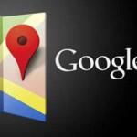 Google map mise à jour