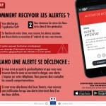 Application SAIP – Le ministère de l'Intérieur lance un nouveau système d'alerte #SAIP