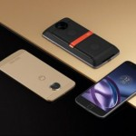 Moto Z disponible en Europe mais pas le Moto Z force