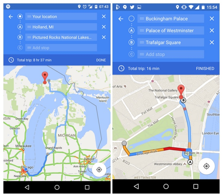 Google Maps navigation-etape-android-france-01