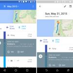 Google Maps 9.31 bientôt disponible offline sur des cartes SD