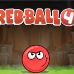 Red Ball 4 – Les carrées veulent votre peau !