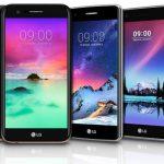 LG dévoile ses 5 prochains smartphones sous Android